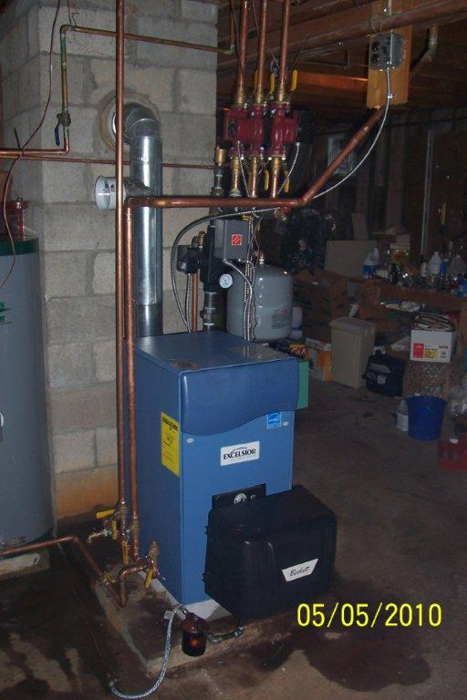 C.E. KiffHot Water Heating Systems - Delhi, NY | C.E. Kiff, Inc.