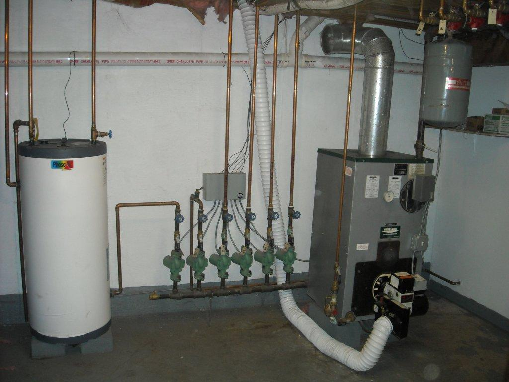 Oil Furnace Hot Water Boiler ~ C e kiffhot water heating systems
