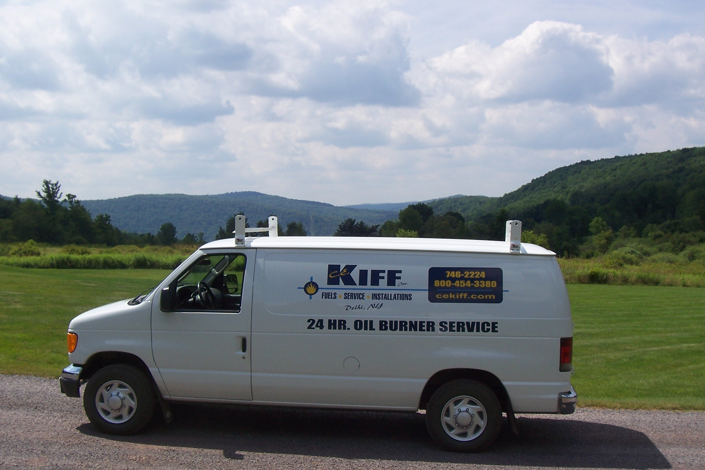 Benefits of Oil Vs Other Fuels Kiff Van. Experience the most BTUs per gallon ...