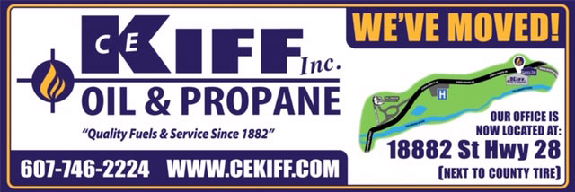 CE Kiff's new office located at 18882 St Hwy 28